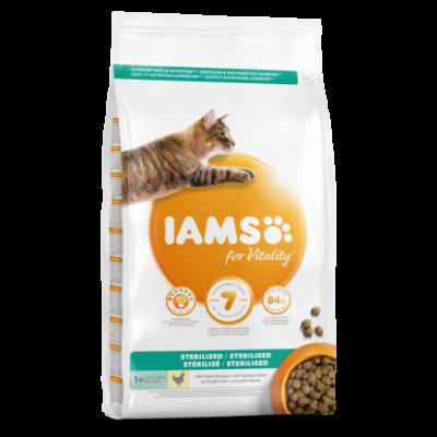 IAMS Sterilised Cat...