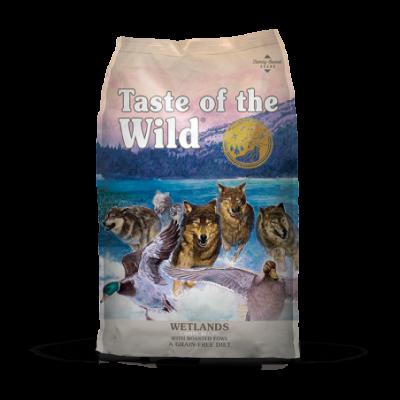 Taste of the Wild Wetlands...