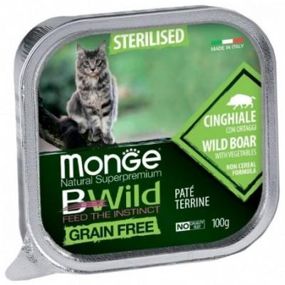 Monge BWild Sterilised...