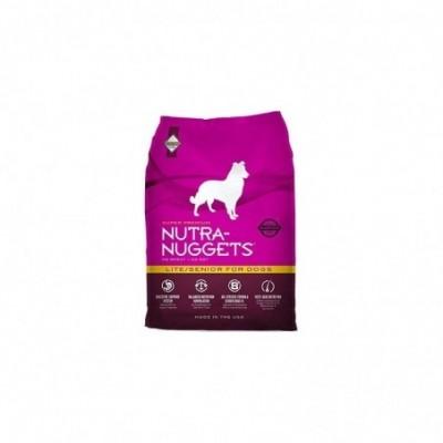 Nutra Nuggets Lamb & Rice...