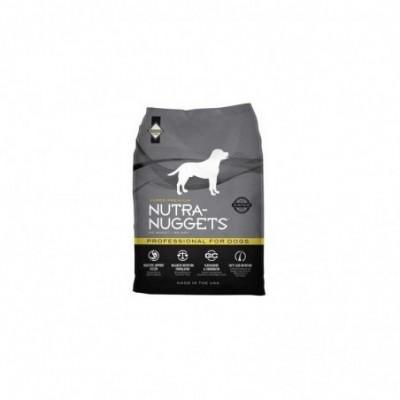 Nutra Nuggets Large Breed Puppy maistas didelių veislių šuniukams 15kg