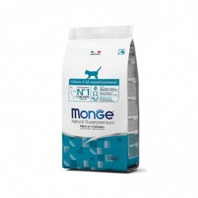 Monge Kitten (vištiena) 1,5kg