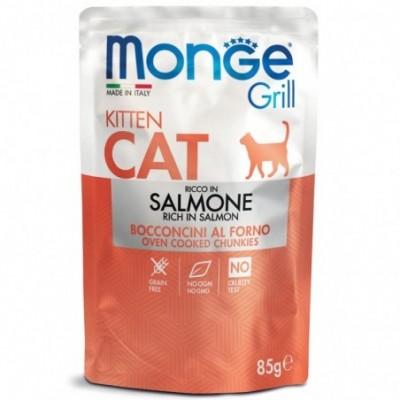GimCat Grasbits skanėstai katėms su žole 425g