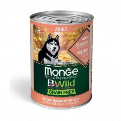 Simba konservai katėms mix su upėtakiu, lašiša, vištiena, jūrų karšiu  4 x 100 g