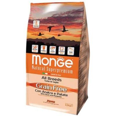 Monge Grain Free adult...