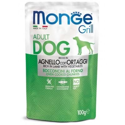 Monge Grill paštetas...