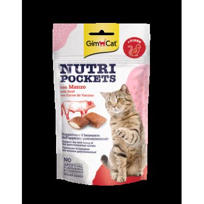 GimCat Nutri Pockets with...