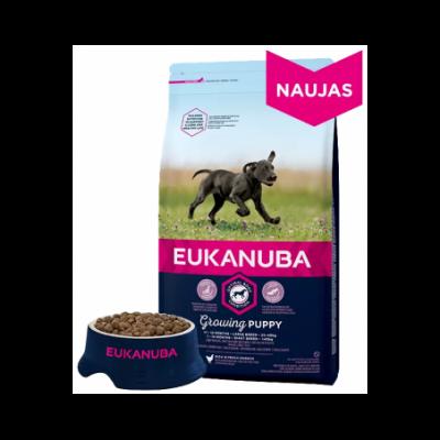 Eukanuba Large Puppy...