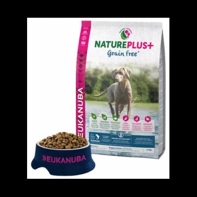 Eukanuba Natureplus Puppy...