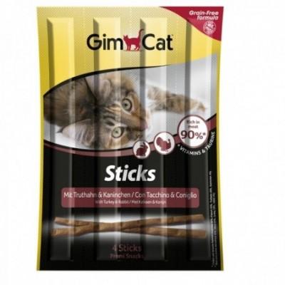 GimCat Sticks Turkey &...
