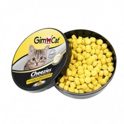 GimCat Cheezies skanėstai...