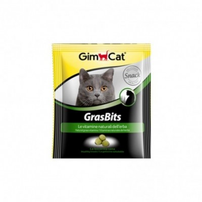 GimCat Grasbits skanėstai...
