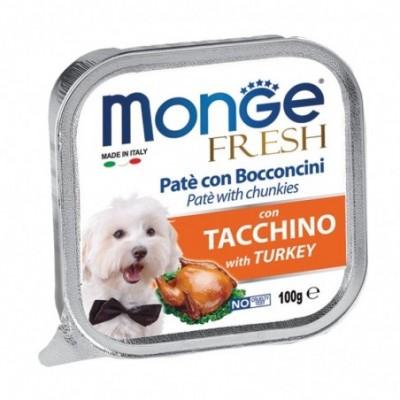 Monge Fresh paštetas...