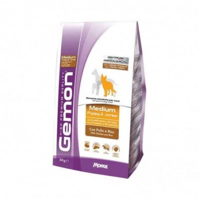 Gemon medium puppy...