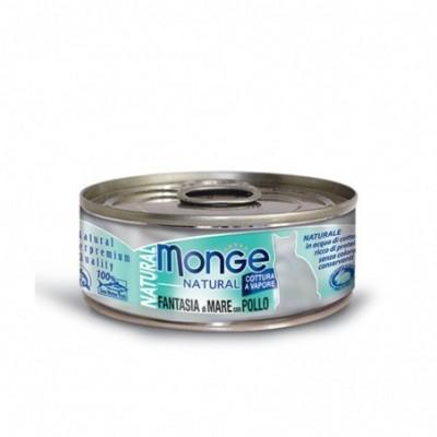 Monge Adult (seafood&chicken)