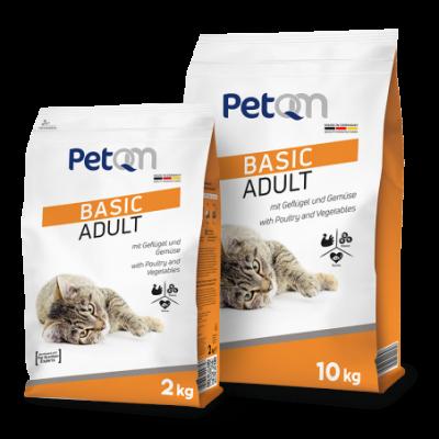 PetQm Adult (vištiena) 2kg