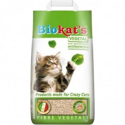 Augalinis kraikas Biokat's...